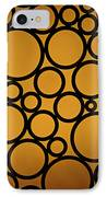 Come Full Circle IPhone Case by Christi Kraft