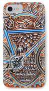 Condor Baracchi IPhone Case
