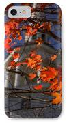 Connecticut Fall Colors IPhone Case by Jeff Folger