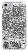 Constantinople, 1576 IPhone Case