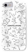 Constellations IPhone Case by Taylan Apukovska