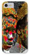 Contraband  IPhone Case by Keven Reynolds