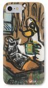 Cooked Goose IPhone Case by Mathew Luebbert