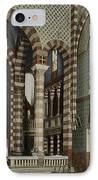 Coptic Church, Cairo, Egypt, 1906 IPhone Case by Getty Research Institute
