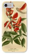 Coral Tree IPhone Case