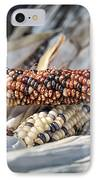 Corn Of Many Colors IPhone Case by Caitlyn  Grasso