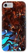 Corners Of My Mind IPhone Case by Louis Ferreira