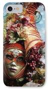 Cornucopia IPhone Case by Barbara Orenya