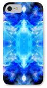 Cosmic Kaleidoscope 1 IPhone Case by Jennifer Rondinelli Reilly - Fine Art Photography