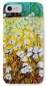 Cotton Fields Back Home IPhone Case by Eloise Schneider