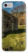 Country Cottage IPhone Case by Adrian Evans