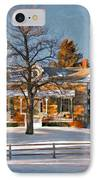 Country Home Oil IPhone Case