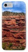 Courthouse Butte Rock Formation Sedona Arizona IPhone Case