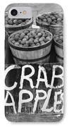 Crab Apples IPhone Case