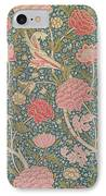 Cray IPhone Case by William Morris