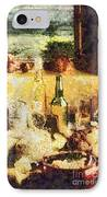 Cuisine IPhone Case by Mo T
