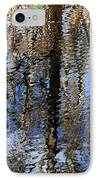 Cypress Reflection Nature Abstract IPhone Case