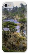 Cypress IPhone Case by Stephen Campbell