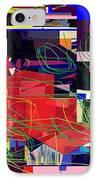 Daas 2 Daas 6a IPhone Case by David Baruch Wolk