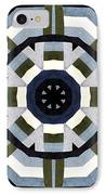 Daddy's Denims Quilt IPhone Case by Barbara Griffin