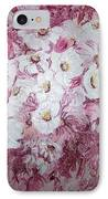 Daisy Blush IPhone Case