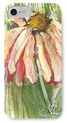 Daisy Girl IPhone Case by Sherry Harradence