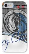 Dallas Mavericks IPhone Case