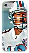 Dan Marino IPhone Case