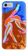 Dance Of Joy 2 IPhone Case by Patrick J Murphy