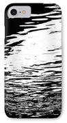 Dark Thoughts IPhone Case by Steven Milner