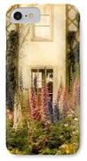 Darwin's Garden IPhone Case by Jessica Jenney
