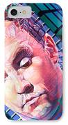 Dave Matthews Open Up My Head IPhone Case by Joshua Morton