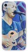 Dave Matthews Pop-op Series IPhone Case