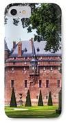 De Haar Castle 3. Utrecht. Netherlands IPhone Case by Jenny Rainbow