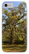 De Leon Springs - Classic Old Florida IPhone Case