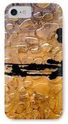 Decorative Abstract Giraffe Print IPhone Case