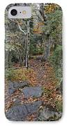 Deep In The Woods IPhone Case by Susan Leggett