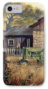 Deere Country IPhone Case