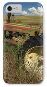 Deere John IPhone Case by Doug Davidson