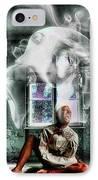 Deomens IPhone Case by John Stene
