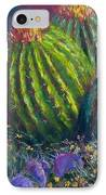 Desert Garden IPhone Case