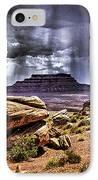 Desert Rain IPhone Case by David Neely