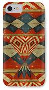 Design 1 -native Inspired IPhone Case by Jeff Burgess