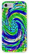 Designer Phone Case Art Colorful Rich Bold Abstracts Cell Phone Covers Carole Spandau Cbs Art 137   IPhone Case by Carole Spandau