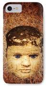 Devil Child IPhone Case by Edward Fielding