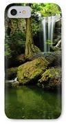 Devil Creek Falls  IPhone Case
