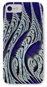 Digital Carvings IPhone Case
