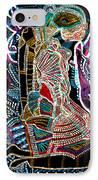 Dinka Bride IPhone Case by Gloria Ssali