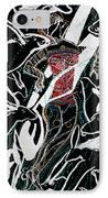 Dinka Dance IPhone Case by Gloria Ssali
