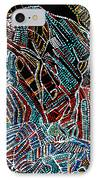 Dinka Warrior IPhone Case by Gloria Ssali